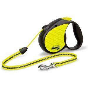 Flexi-Neon-Retractable-Dog-Leash