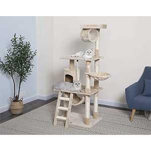 Go Pet Club 62 Inch Cat Tree