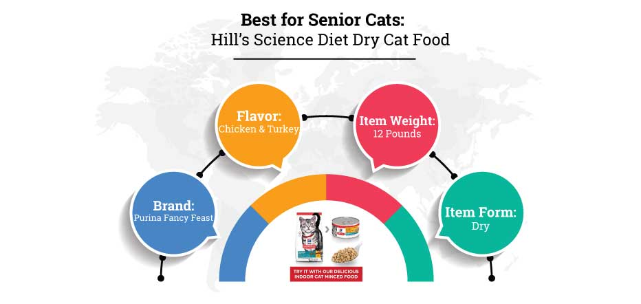 hill science diet dry cat food